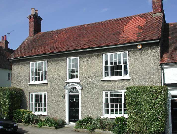 Grey Painted Houses Uk Masonry